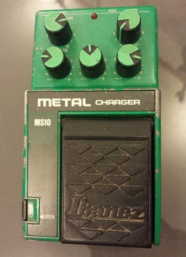 metal charger