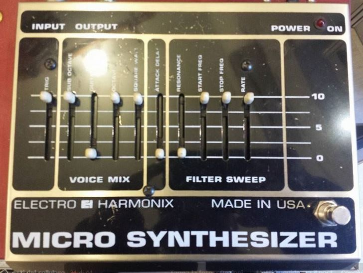 micro synth